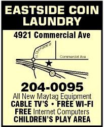 Eastside Coin Laundry Location